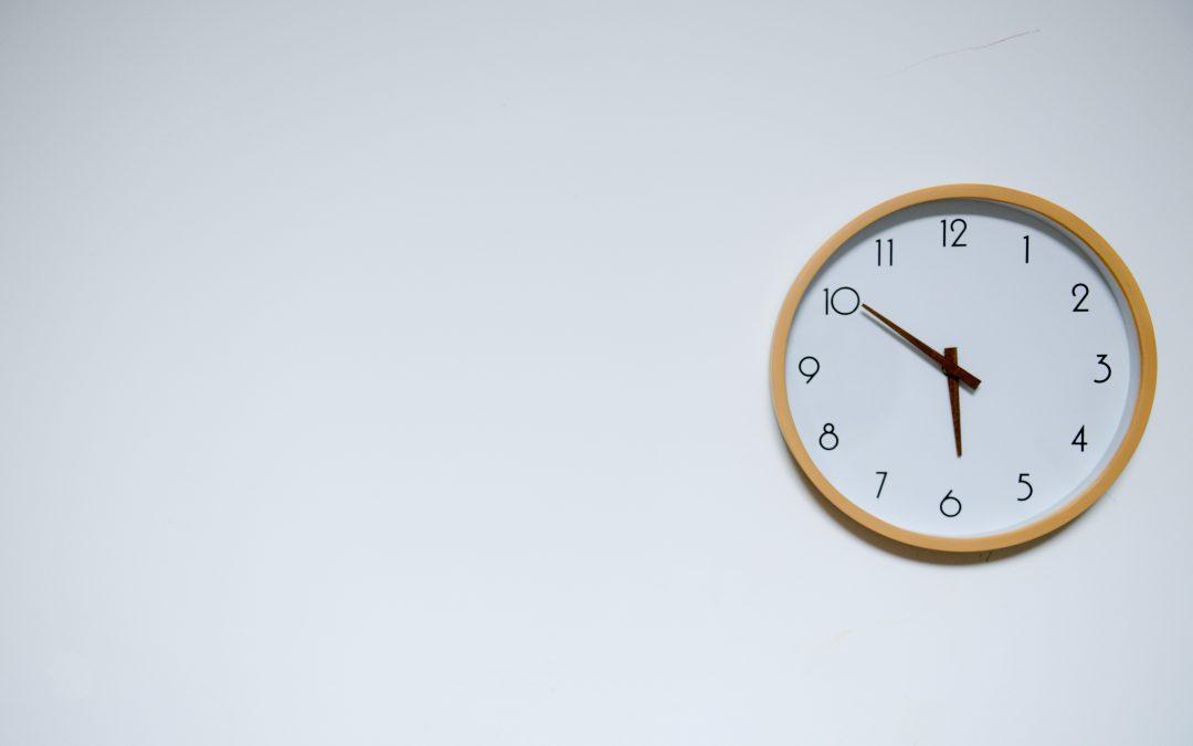 Time-Saving Strategies